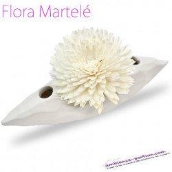 Flora Martelé 150 ml + Fleur de Goatier