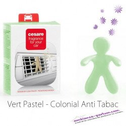 Mr & Mrs Fragrance - Cesare Vert Pastel - Colonial Anti Tabac