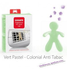 Mr & Mrs Fragrance - Cesare Vert Pastel - Colonial Anti Tabac