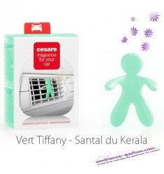 Mr & Mrs Fragrance - Cesare Vert Tiffany - Santal de Kerala