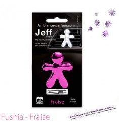 Diffuseur Voiture Jeff Fushia - Fraise