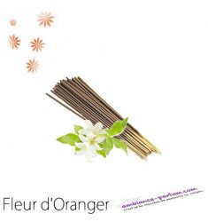 Bâtons d'encens GALÉO x 10 - Fleur d'Oranger