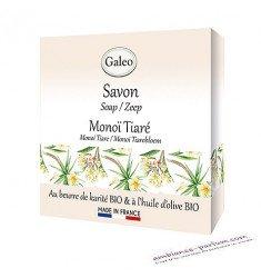 Savon Galéo Monoi - Fleur de Tiaré