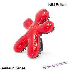 Diffuseur Niki Chrome Rouge - Senteur Cerise