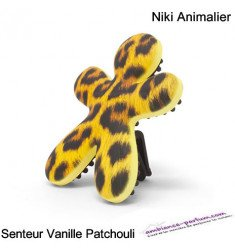 Diffuseur Niki Camouflage Animalier - Vanille & Patchouli