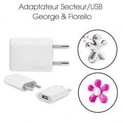 Adaptateur Secteur/USB - Mr & Mrs Fragrance