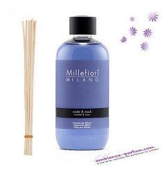 Recharge Millefiori Milano - Violette & Musc