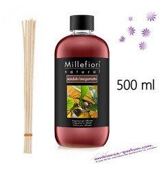 Recharge Millefiori 500 ml - Sandalo Bergamotto