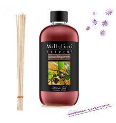 Recharge Millefiori Milano Sandalo Bergamotto