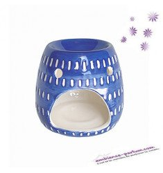 Brûle-parfum Blauw Cobalt