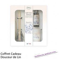 Coffret parfum GALEO - Douceur de Lin