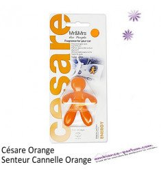 Diffuseur CESARE Orange - Cannelle Orange
