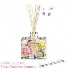 Diffuseur Rotin Fresh Cut Roses - Yankee Candle
