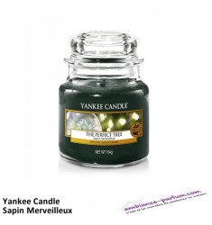 Bougie Yankee Candle - Sapin Merveilleux