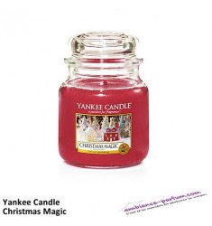 Bougie Yankee Candle - Christmas Magic