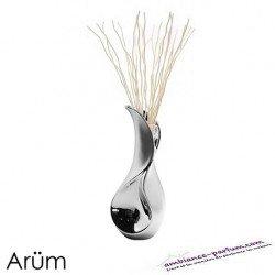 Diffuseur Floratier Arüm - Argent chrome