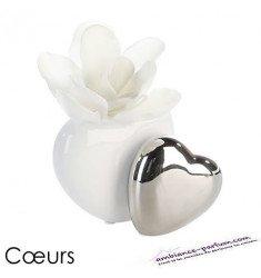 Céramique Floratier Cœurs