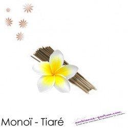Bâtons d'encens GALÉO x 10 - Monoï - Fleur de tiaré