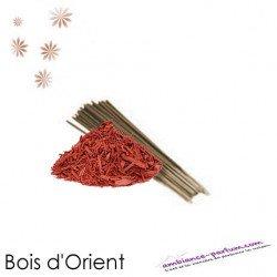 Bâtons d'encens GALÉO x 10 - Bois d'Orient