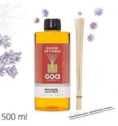 Recharge GOA 500 ml - Gousse de Vanille