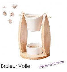 Brûle parfum Naturéa - Voile