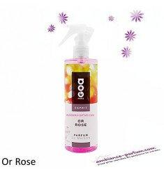 Vaporisateur GOA - Esprit - Or Rose