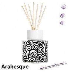 Diffuseur GOA Arabesque Noir & Blanc