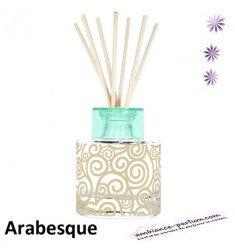Diffuseur GOA Arabesque Lin & Turquoise