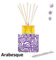 Diffuseur GOA Arabesque Violet - Orange