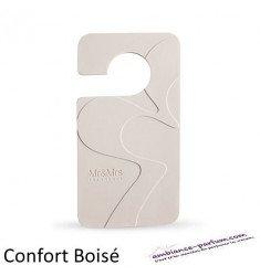 Carte Parfumée avec crochet - Confort Boisé Epicé