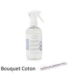 Parfum Spray pour Textiles - Bouquet de Coton