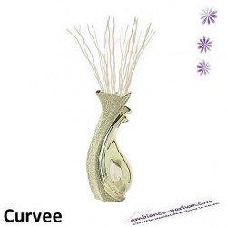 Diffuseur Floratier Curvee - Or