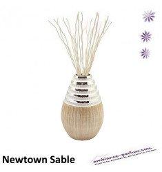 Diffuseur Floratier Newtown - Sable / Chrome