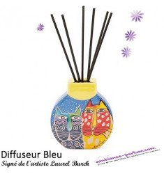 Diffuseur Bleu - Laurel Burch