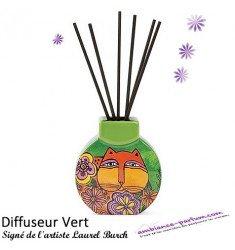 Diffuseur Vert - Laurel Burch