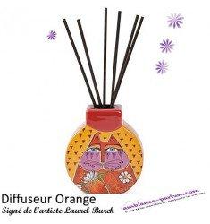 Diffuseur Orange - Laurel Burch