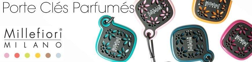 Porte-clés parfumés