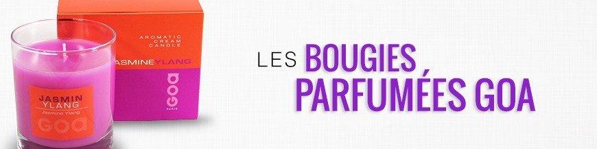 Bougies Parfumées GOA